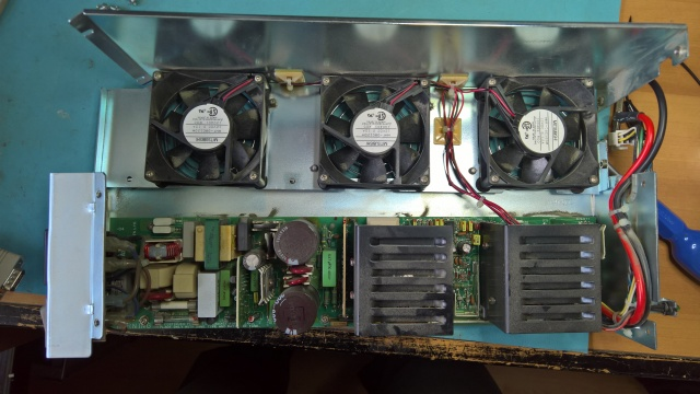 H7878 PSU Opened For Inspection