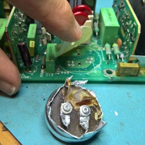 H7878 With One Input Rectifier Smoothing Capacitor Removed