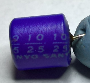Sanyo Capacitor From H7878 Output Stage