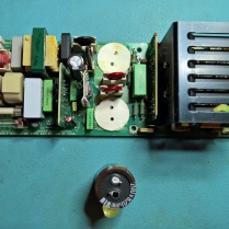 H7878 With Input Rectifier Smoothing Capacitors Removed