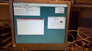 DECstation 5000 Model 240 Running Ultrix 4.5