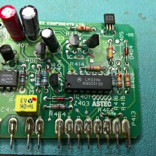 H7878 Output Riser After Repair
