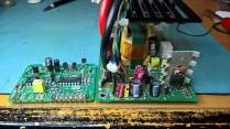 H7878 With Output Riser Card Removed