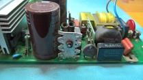 H7826 After Replacing Capacitors and Cleaning Heatsinks 3