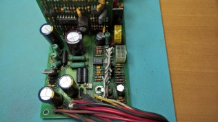 H7826 After Replacing Capacitors and Cleaning Heatsinks 5
