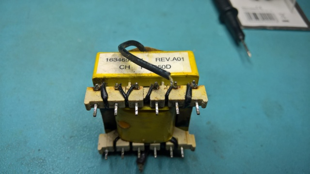 H7826 Transformer Primary Side