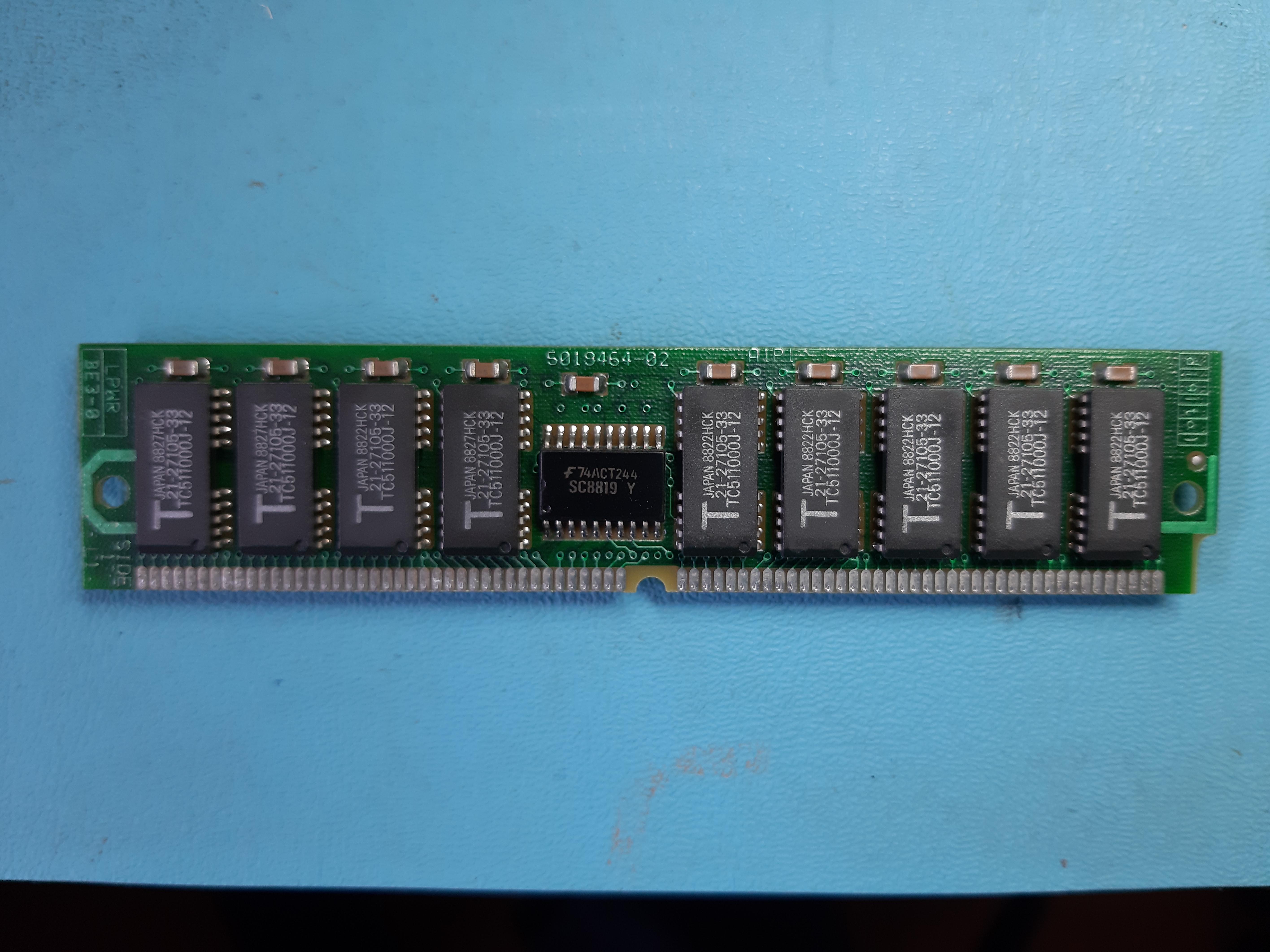 50-19464-02 Memory Module